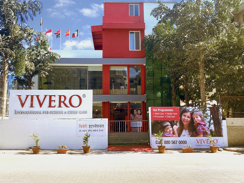 Balewadi center - Vivero